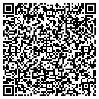 QR-код с контактной информацией организации КЛУБ СЕЛЬСКИЙ