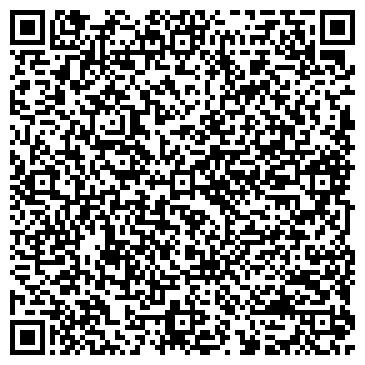 QR-код с контактной информацией организации LightHouse, ЧП