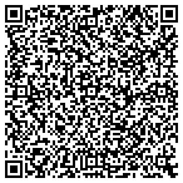 QR-код с контактной информацией организации НПП «Уралэлектра»