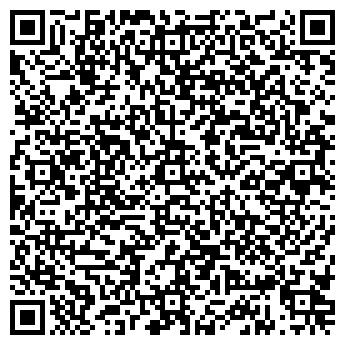 QR-код с контактной информацией организации Алмега
