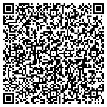 QR-код с контактной информацией организации Субъект предпринимательской деятельности Свет и Тепло