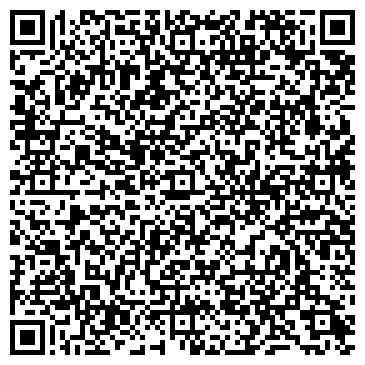 QR-код с контактной информацией организации Газтеплосервис, ЧП