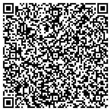 QR-код с контактной информацией организации Водный Мир (торговая сеть)