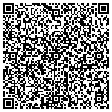 QR-код с контактной информацией организации Платинум, ООО
