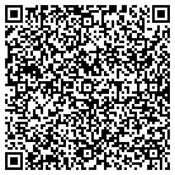 QR-код с контактной информацией организации Теплее в Украине, СПД