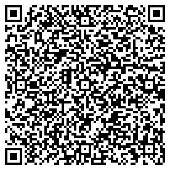 QR-код с контактной информацией организации Мезон, ООО