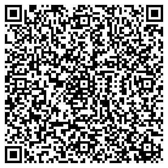 QR-код с контактной информацией организации АЛИНА ТУР