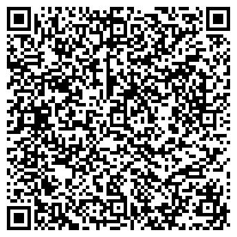 QR-код с контактной информацией организации АНИРА ТРЕВЕЛ