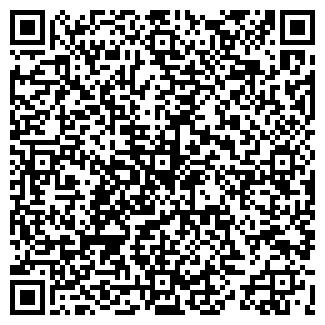 QR-код с контактной информацией организации SENSEI