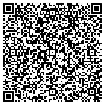 QR-код с контактной информацией организации Альянс Сервис