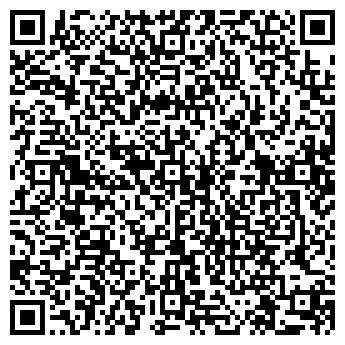 QR-код с контактной информацией организации Техно-склад