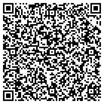 QR-код с контактной информацией организации ИП Аксетова Ж.Н.