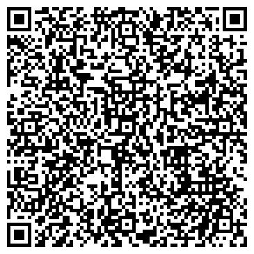 QR-код с контактной информацией организации Интернет магазин ХОЗДОМ