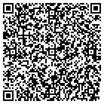 QR-код с контактной информацией организации ТЕЛЕТУР ТРЕВЕЛ