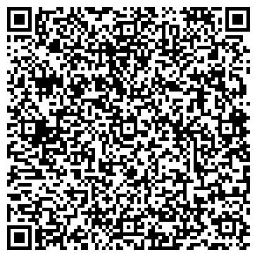 """QR-код с контактной информацией организации магазин """" Молоток"""""""