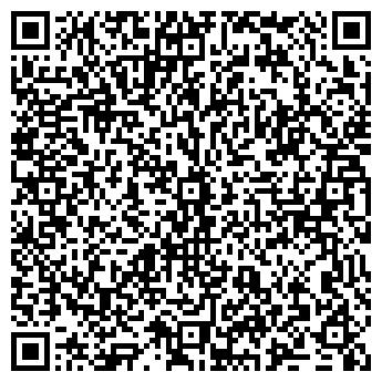 QR-код с контактной информацией организации Мультикар, ТЧУП