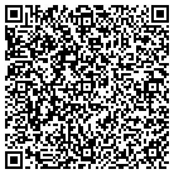 QR-код с контактной информацией организации GREEN HOUSE CLUB