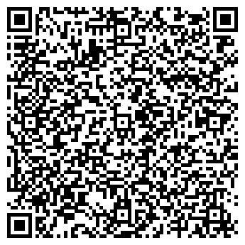 QR-код с контактной информацией организации Энситех, ООО