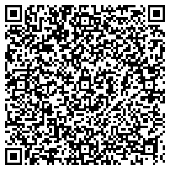 QR-код с контактной информацией организации Авто полезности.
