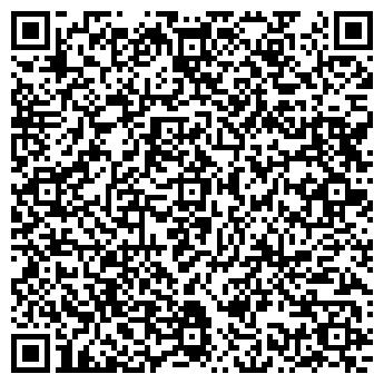 QR-код с контактной информацией организации ПЯТЬ+