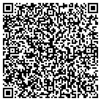 QR-код с контактной информацией организации ФАРЕНГЕЙТ КЛУБ