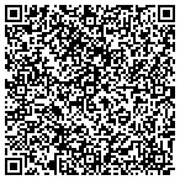 QR-код с контактной информацией организации Агентство путешествий «Интур»
