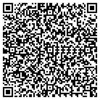 QR-код с контактной информацией организации УкрТехТекс, ООО