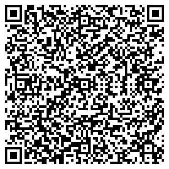 QR-код с контактной информацией организации МаксБуд, ООО