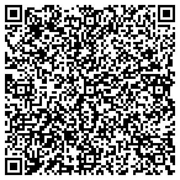 QR-код с контактной информацией организации АТЛАС ПАРК-ОТЕЛЬ
