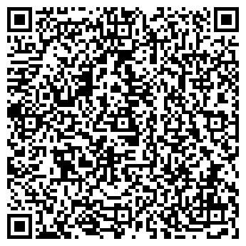 QR-код с контактной информацией организации ФРЕГАТ ТУР