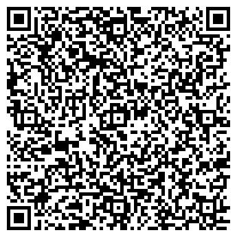 QR-код с контактной информацией организации SANTA TOUR