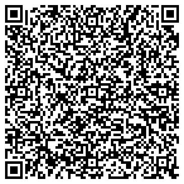 QR-код с контактной информацией организации Мир Электрика, ЧП