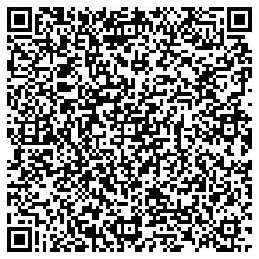 QR-код с контактной информацией организации Рекурс, ООО