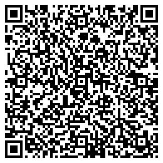QR-код с контактной информацией организации LED-Stars