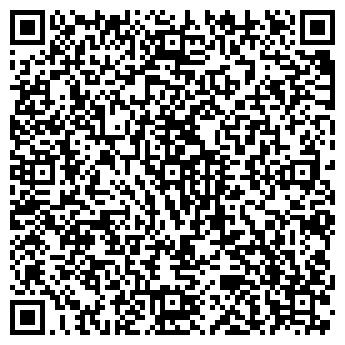 QR-код с контактной информацией организации ЗЕВС CLUB
