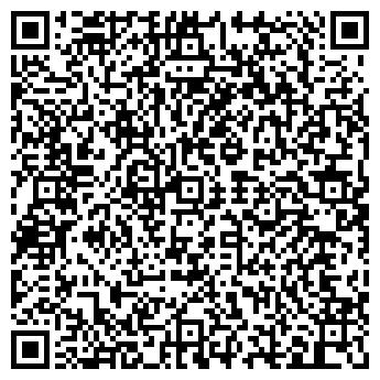 QR-код с контактной информацией организации МИР ДРУЗЕЙ