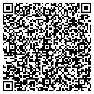 QR-код с контактной информацией организации PROLINE