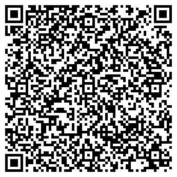 QR-код с контактной информацией организации ИП АМАНАТ