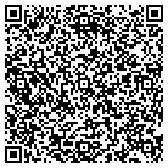 QR-код с контактной информацией организации ООО Азанит