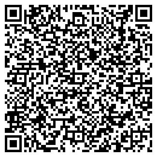 QR-код с контактной информацией организации Pets Family