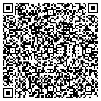 QR-код с контактной информацией организации TOO Avista