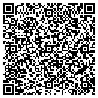 QR-код с контактной информацией организации Plastrans
