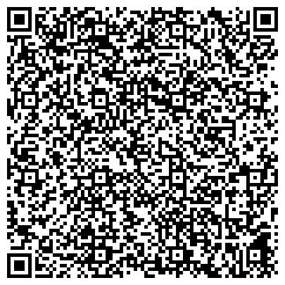 """QR-код с контактной информацией организации Интернет магазин кондиционирование и вентиляция """" Снежный барс"""""""
