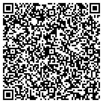 QR-код с контактной информацией организации БиБул, ООО
