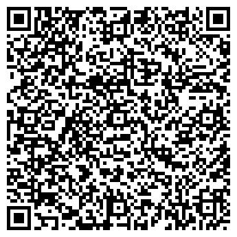 QR-код с контактной информацией организации Техноком, ЧП