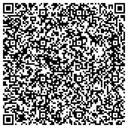 QR-код с контактной информацией организации Отдел по обеспечению деятельности управления на территории гг. Долгопрудный, Лобня, Мытищинском районе