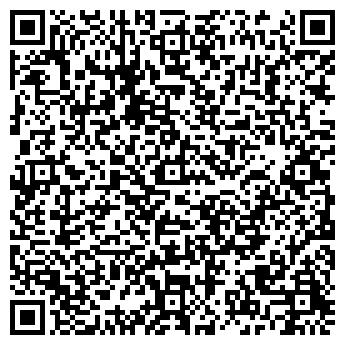 QR-код с контактной информацией организации ТД Укрпромсвет