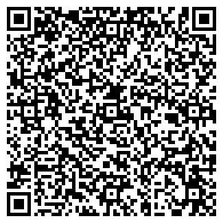 QR-код с контактной информацией организации Ledvin