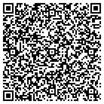 QR-код с контактной информацией организации Лототерминал