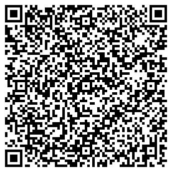QR-код с контактной информацией организации EVO Formance
